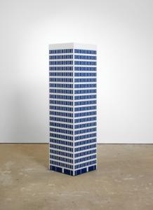 Julian Opie - Modern Tower - 2001