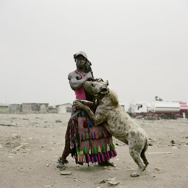The Hyena Men pieter hugoAbdullahi-Mohammed-with-Mainasara-Ogere-Remo-Nigeria-2007-1024x1024