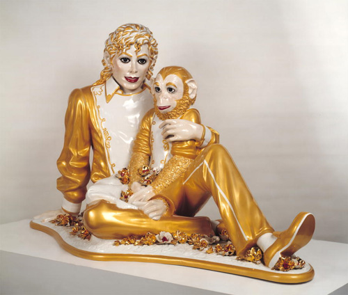 jeff koons_mj